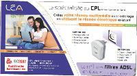LEA a créé une boutique en ligne, mais ses produits sont également vendus par les FAI et la grande distribution.