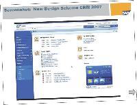 SAP dévoile la nouvelle version de sa solution CRM