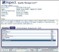 Aspect enrichit PerformanceEdge