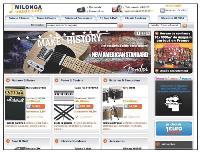 Milonga Music vibre pour son nouveau site internet - � la une