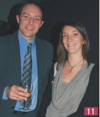 Stéphane Zunino et Pauline Blanpin (Demos).
