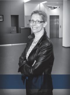 Chantal Tryer, Directeur Service clientèle hôtellerie EMOA d'Accor