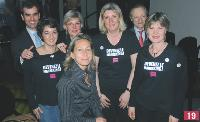 Stéphane Fauchet (Editialis), Audrey Raynaud (FMO), Anne Fontenier (FMO), Marie-Juliette Levin (Marketing Direct), Valérie Gisberti (FMO), François Rouffiac (Editialis), Catherine Bougeois (FMO).