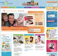 Avec «Croquons la vie», Nestlé touche directement le client.
