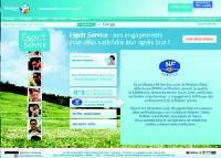Sur son site web, Bouygues Telecom met en avant sa norme NF.