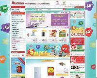 Auchan.fr est l'un des trois sites sur lesquels a été testée la solution CRM.
