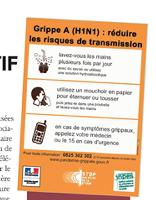 GRIPPE A: LE DISPOSITIF DU GOUVERNEMENT