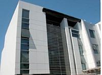 Un immeuble fLambant neuf, dans le quartier huppé d'Hydra, accueillera bientôt le deuxième call center d'Alger.