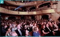 2 Plus de 700 personnes ont assisté à la remise des Palmes.