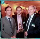 7 Jean-Christophe Hang (EDF) , Jean-Noël Guillot (EDF) et Philippe Monloubou (EDF).