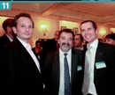 11 William Massonneau (Orange Business Services) , André Khalifa (Orange Business Services) et Marc Le Pennec (Orange Business Services).