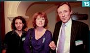 15 Fariza Neki (Sejer), Nathalie Bachelier (Nathan) et Didier Duchassin (Orange Business Services) .