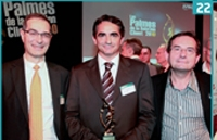 22 Fabrice André (Orange Business Services) , Arnaud Vialard (CDiscount), Thierry Chamouton (Canal Plus) .