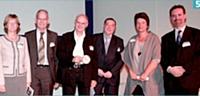 5 Nicole Notat ( Vigeo) , Jacques Beslin (Afnor) , Henri Kaufman (Hip ip ip) , Bernard Ourghanlian (Microsoft), Béatrice Felder (Orange Business Services) et Abdou Hassaine (MetLife).