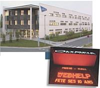 Le centre d'appels des Colombelles, près de Caen, a été inauguré en 2007.