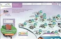 Lesecohabitants.fr propose une carte des villes les moins énergivores et donne la parole aux internautes.