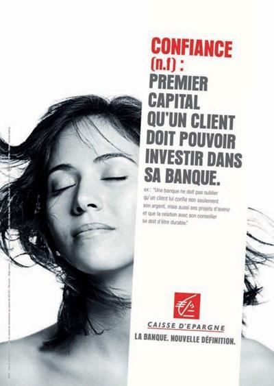 La Caisse D Epargne En Ligne Avec Ses Clients