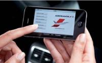 Air France mise sur l'information des voyageurs par SMS