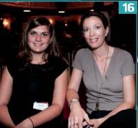 Céline Bethry et Nathalie Coste (GDF Suez).