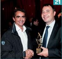 Arnaud Vialard (CDiscount) et Alain Angerame (Bouygues Telecom).