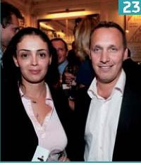 Rabiha Sadaoui (Voyagessncf.com) et Michel Guido (Mission nationale de la relation client).