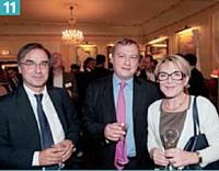 Raphaël Colas (La Poste) , Ralph Hababou (PBRH Conseil) et Catherine Nebout (La Poste).