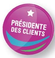 LA PRESIDENTIELLE DES CLIENTS