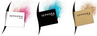 Sephora White, Sephora Black, Sephora Gold... A chaque client sa carte.