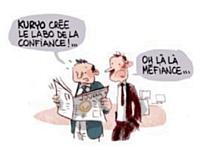 LE LABO DE LA CONFIANCE SCRUTE LES CONSOMMATEURS