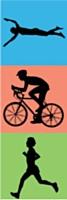 Triathlon (natation, vélo et course à pied), pour l'endurance