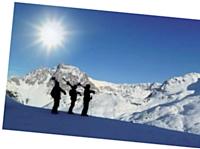 La montagne, pour l'oxygène et le ski