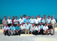 Les adhérents d'Outilex organisent des déplacements à plusieurs. Ici, à Tunis.