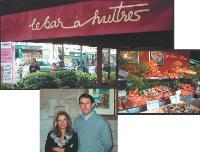 Christine et Jean-Etienne Triadou ont gardé 23% du capital. L'enseigne de fruits de mer, cédée à Avenir Tourisme et dirigée par Jean-Pierre Chedal, conserve son identité d'entreprise familiale à taille humaine.