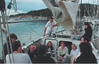 Un voyage en mer redonne du souffle à ses équipes