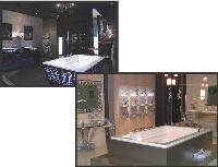 Les marques de luxe françaises et les matériaux nobles font un tabac en Russie pour parer les salles de bains des riches villas.