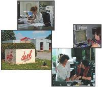Depuis 2003, Desk cible les marchés publics. L'avantage? Les contrats décrochés ont une durée de trois ans.