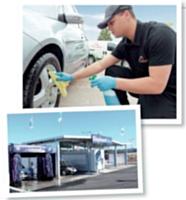 Le lavage automobile offre de belles perspectives de développement aux commerçants entreprenants.