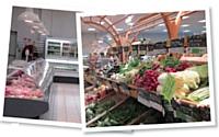 Les grandes surfaces, un marché ultra-concurrentiel