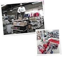 Avec la commission-affiliation, l'affilié n'est pas propriétaire du stock et peut dès lors se concentrer sur la gestion du magasin.