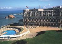 L'Hôtel du Palais, à Biarritz, fait partie des établissements recensés dans la gamme de coffrets «Hôtels de prestige».