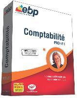 La solution Comptabilité Pro V11 d'EBP vous permet de calculer les amortissements et les plus ou moins-values de cession.