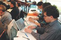 Les étudiants des grandes écoles (ici, HEC) portent un intérêt croissant aux offres des PME.