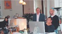 Grâce à la reprise de Witness, la société de Jean-Luc Gayet peut désormais répondre à des appels d'offres conséquents.