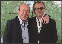 Laurent et Renaud Caillat codirigent, depuis 1988, Deux Ponts, une PMI familiale