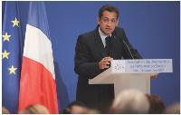 Nicolas Sarkozy veut moderniser l'entreprise