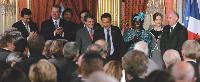 Nicolas Sarkozy s'est engagé à plancher sur une taxe climat-énergie.