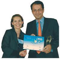 Christine Coudert (Sage) et Pierre-Emmanuel Tetaz