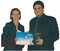 Christine Coudert (Sage) et Yann Orpin