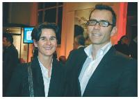 Jean-Marc Buannic (Persuaders) et Sophie Boddèle (Diversity Conseil).