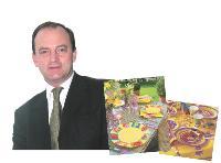 L'entreprise de Christophe Talon revendique aujourd'hui près de 30% du marché tricolore de la vaisselle jetable décorée.
